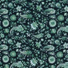 In The Beginning Garden Delights III Paisley - Teal main