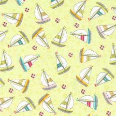 Contempo My Little Sunshine II Sunday Sail - Light Lime main