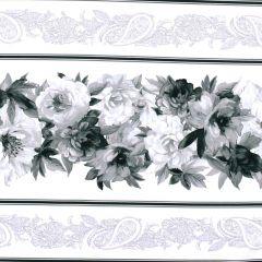Maywood Studio Nocturne Elegant Stripe - Ultra White main