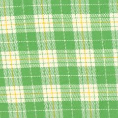 Marcus Aunt Grace Primo Plaids Flannel Cranston Plaid - Green/Yellow main