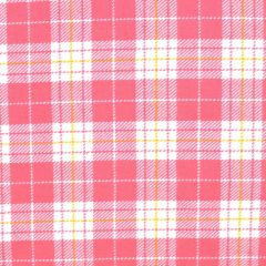 Marcus Aunt Grace Primo Plaids Flannel Cranston Plaid - Pink/Yellow main