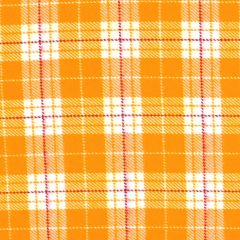 Marcus Aunt Grace Primo Plaids Flannel Cranston Plaid - Orange main