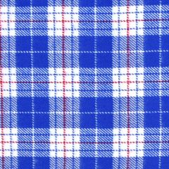 Marcus Aunt Grace Primo Plaids Flannel Cranston Plaid - Blue main