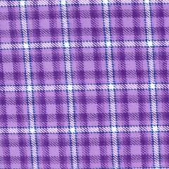 Marcus Aunt Grace Primo Plaids Flannel Tattersal Check - Purple main