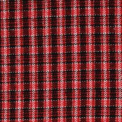 Marcus Aunt Grace Primo Plaids Flannel Sussex Plaid - Red/Black main