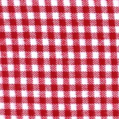 Marcus Aunt Grace Primo Plaids Flannel Gingham Check - Red main