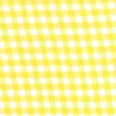 Marcus Aunt Grace Primo Plaids Flannel Gingham Check - Yellow main