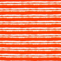 Patrick Lose Flower Power Dry Brushed Stripe - Orange main