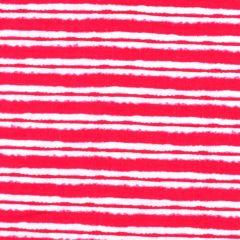 Patrick Lose Flower Power Dry Brushed Stripe - Pink main