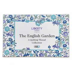 Aurifil The English Garden Collection by Liberty London