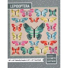 Elizabeth Hartman Lepidoptera front