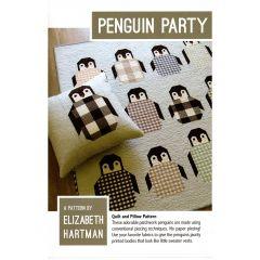 Elizabeth Hartman Penguin Party front