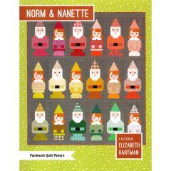 Elizabeth Hartman Norm & Nanette front