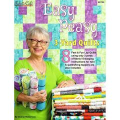 Fabric Cafe Easy Peasy 3 Yard Quilts - Front
