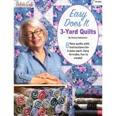 Fabric Cafe Easy Does it 3 Yard Quilts