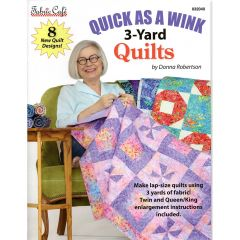 Fabric Cafe Quick as a Wink 3 Yard Quilts