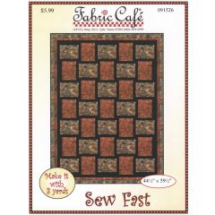 Fabric Cafe - Sew Fast