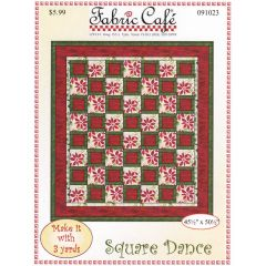 Fabric Cafe - Square Dance