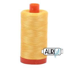 Aurifil Thread - Pale Yellow