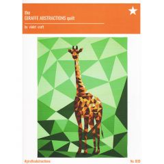 Violet Craft The Giraffe Abstraction