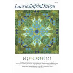 Laurie Shifrin Designs Epicenter front