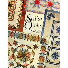 Judy Martin Stellar Quilts front
