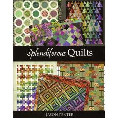 In The Beginning Splendiferous Quilts front