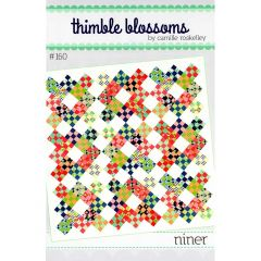 Thimble Blossoms Niner front