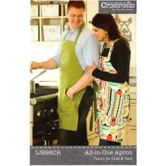 Indygo Junction All-In-One Apron front