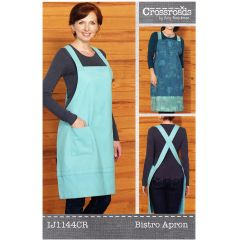 Indygo Junction Bistro Apron front