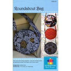 Poor House Roundabout Bag front
