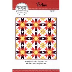 Cora's Quilts Tartan front