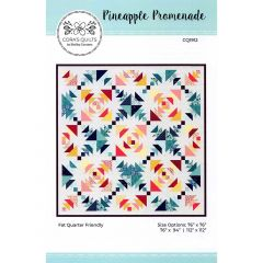 Cora's Quilts Pineapple Promenade front