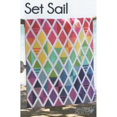 Jaybird Quilts - Set Sail Front