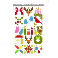 Sew Fresh Quilts Christmas Collection front