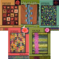 Villa Rosa Designs Strip Friendly Pattern Pack