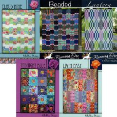 Villa Rosa Designs Fat Quarter Friendly Pattern Pack