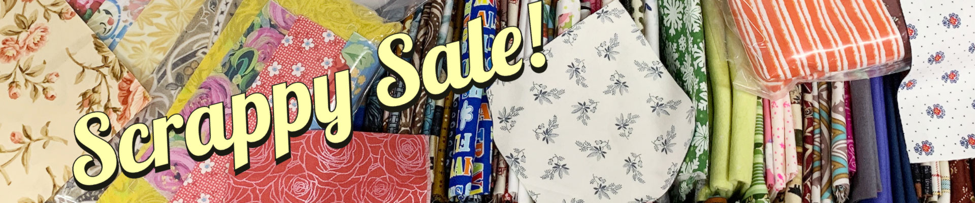 Scrappy Sale